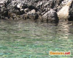 mare della Baia di Kastri