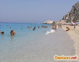 spiaggia di Kathisma