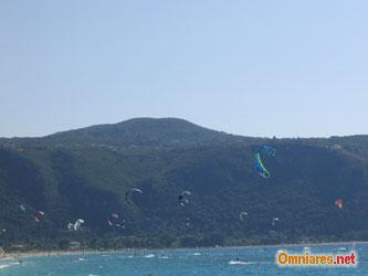 Kite a Lefkada
