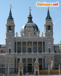Visitare Cattredale di Madrid