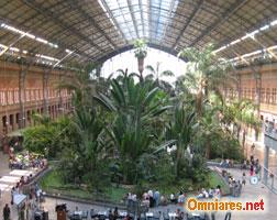 Visitare Stazione Atocha