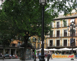 Plaza Zocodover a Toledo