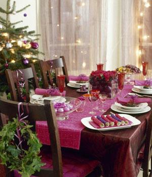Addobbare la tavola di natale - Addobbare la tavola per natale ...