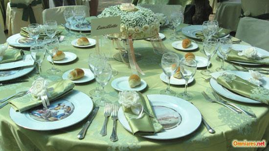 Come organizzare i tavoli del matrimonio - Addobbi laurea per casa ...